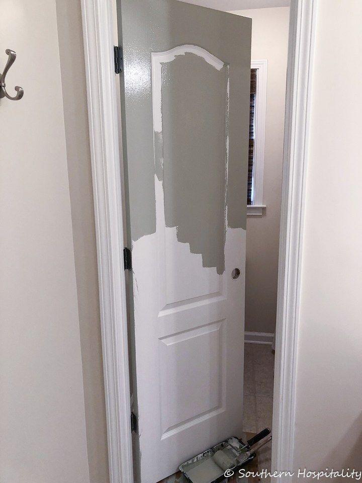Painting Interior Doors Changing Hardware Pinterest Interior