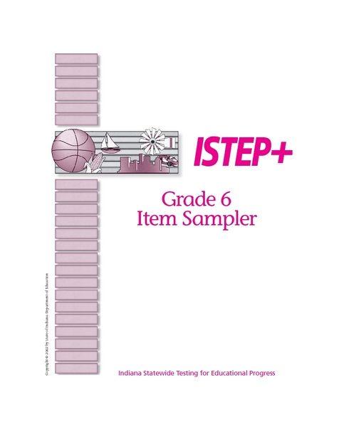 Istep Grade 6 Item Sampler Lesson Plan Lesson Planet Lesson Planet How To Plan Lesson 6th grade istep practice worksheets