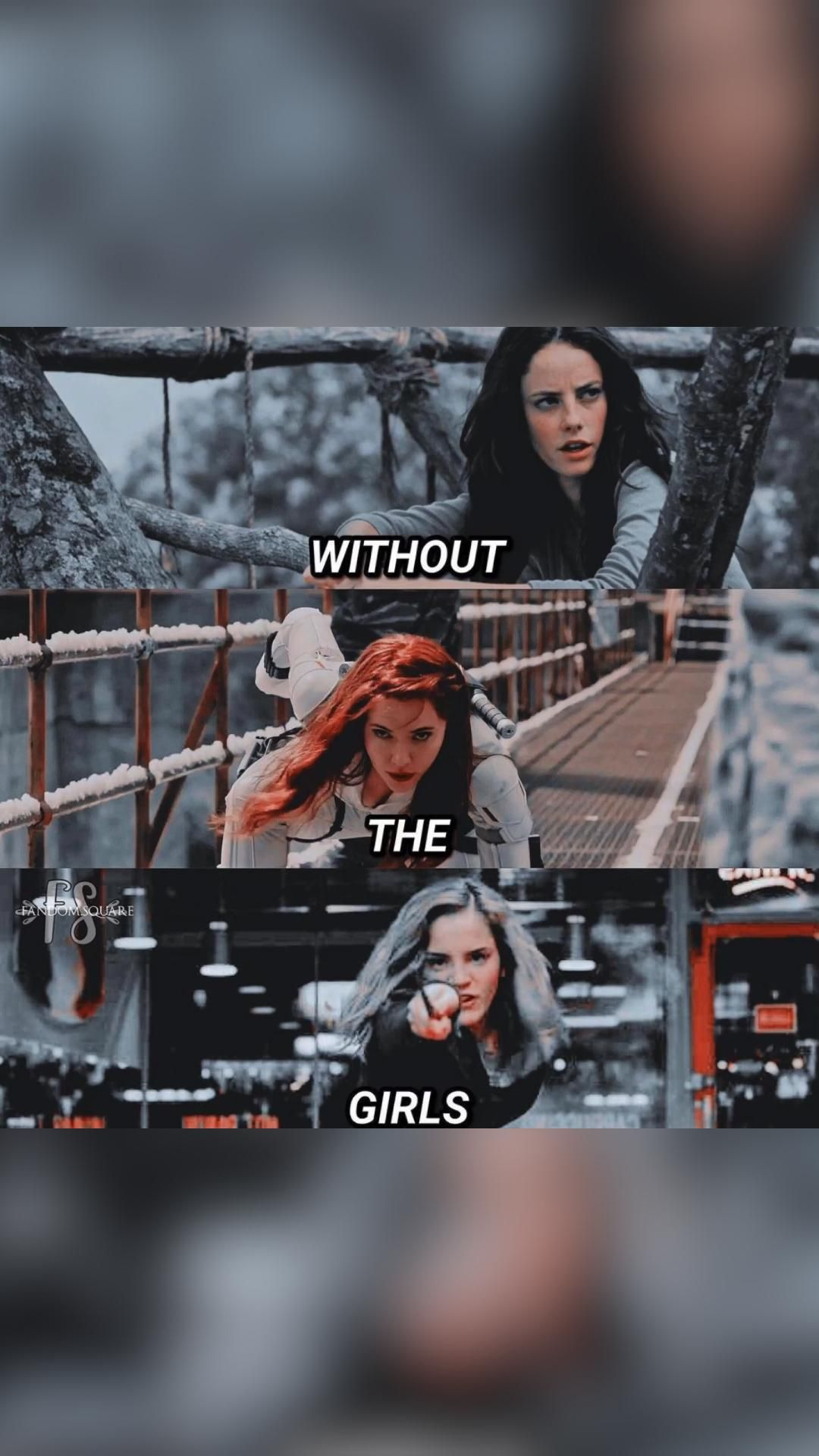 without the girls the boys would've died in the first movie
