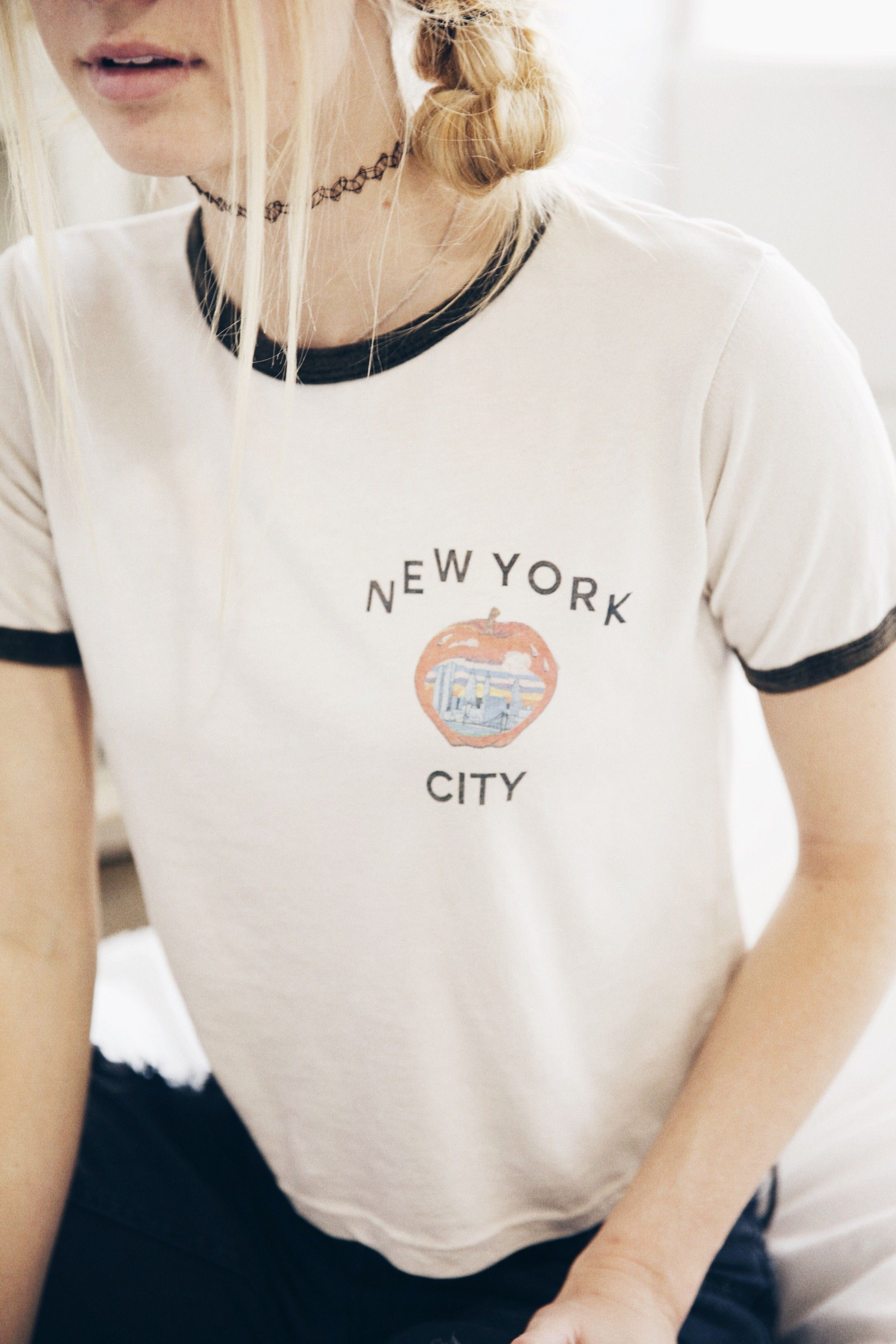 Image result for T-Shirt Under Top pinterest