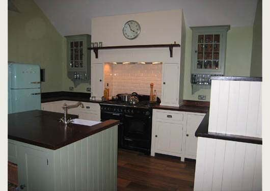 Irish Kitchens Traditional Irish Country Kitchen Island