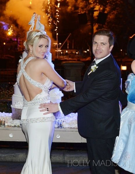 Holly Madison Exclusive Wedding Pictures 1 Holly Madison Wedding Pics Exclusive Wedding Celebrity Wedding Photos