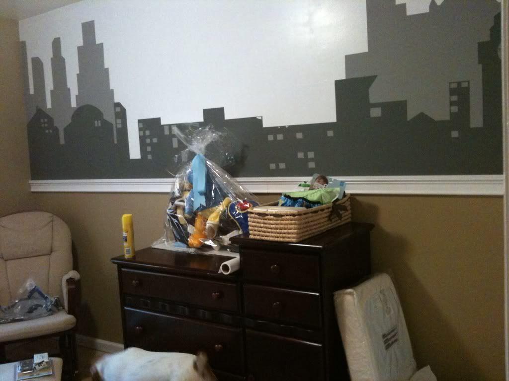 Batman Kinderzimmer ~ Batman nursery batman nursery nursery and babies