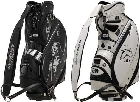 Remember Those Fun And Cool Star Wars Golf Club Covers From Last Year Now You Can Extend Your Gear With Some New Themed Accessories