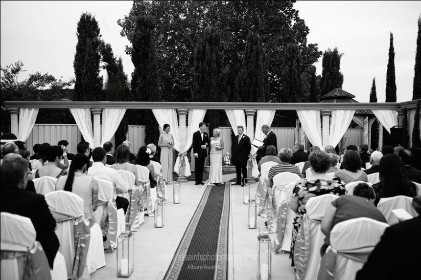 Weddings at The Albury Manor House  – Karen and David