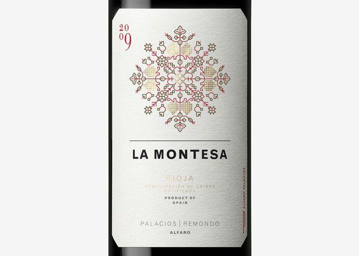 La Montesa   Design   Winery logo, Wine packaging, Rioja wine