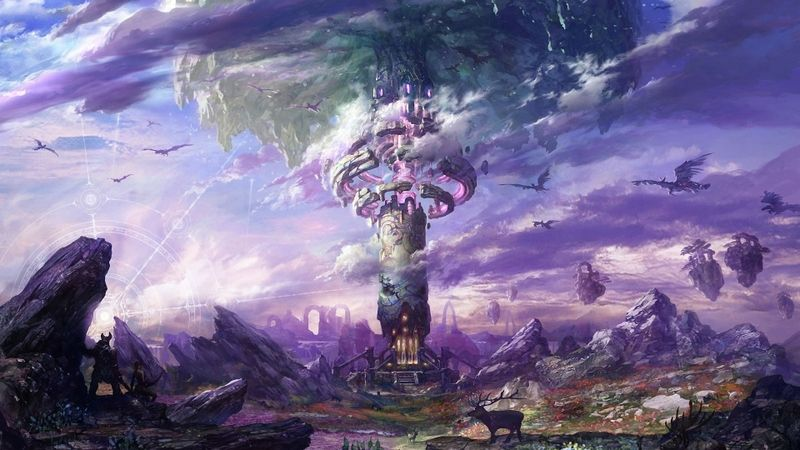 Video Games Fantasy Art Concept Art Artwork Mmo Tera Online