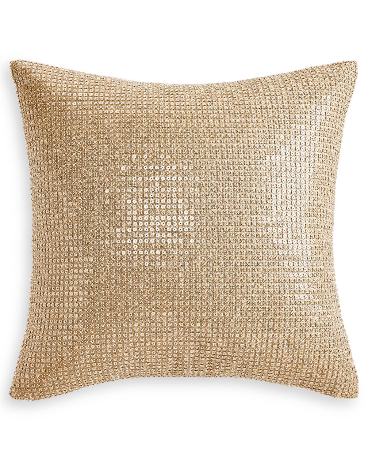 Lacourte Joanie Embroidered 20 Square Decorative Pillow