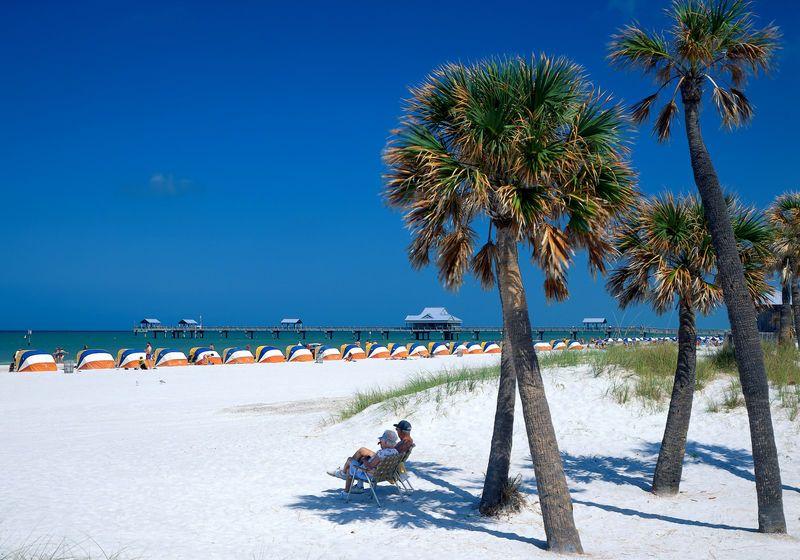 Clearwater Beach Best Beach In Florida Clearwater Beach Clearwater Beach Florida