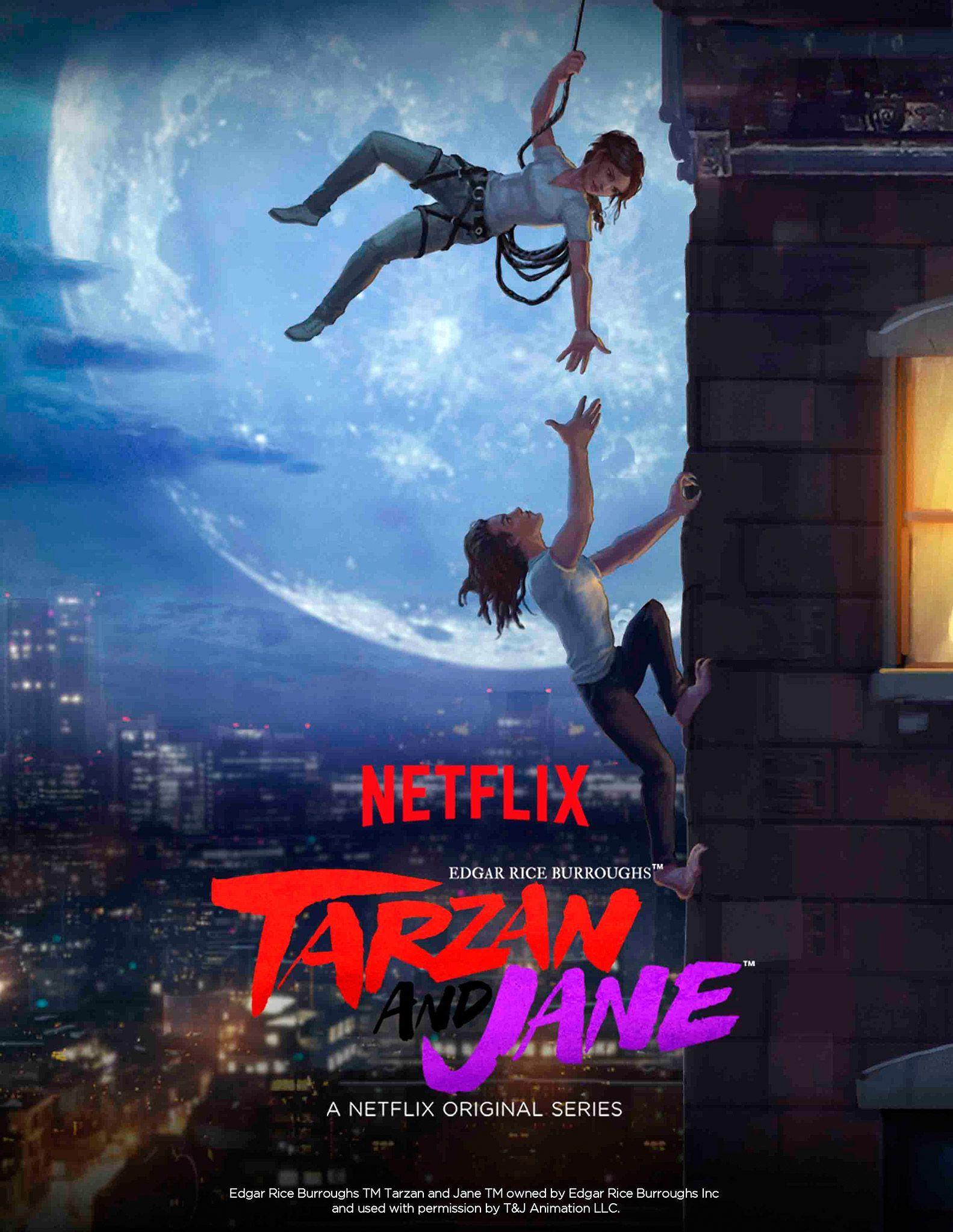 Netflix Is Going To Make January So Much Better Tarzan
