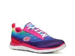 Skechers Flex Appeal Pretty Please Sneaker - Womens