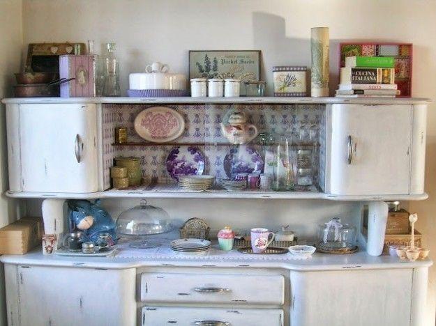 Cucine vintage Anni \'50 - Cucina effetto invecchiato | Vespa, 50th ...