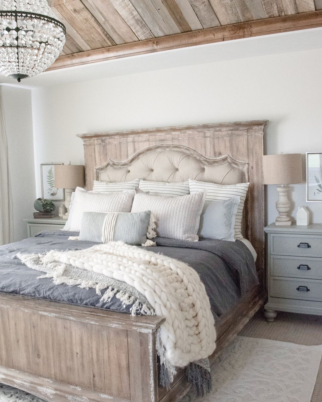Spent Pretty Much The Entire Day In Bed Plus I Ate All The Carbs And Watched Pr Bedroom Furniture Sets Rustic Bedroom Furniture Farmhouse Style Master Bedroom