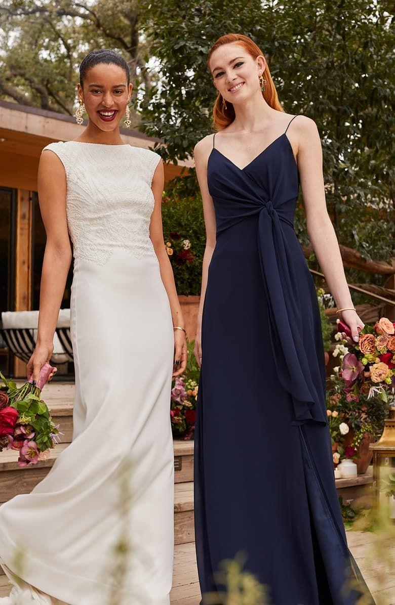 Nordstrom Wedding Dresses Wedding Dresses For Budget Brides In 2020 Embroidered Wedding Dress Nordstrom Wedding Dresses Affordable Bridal Gowns