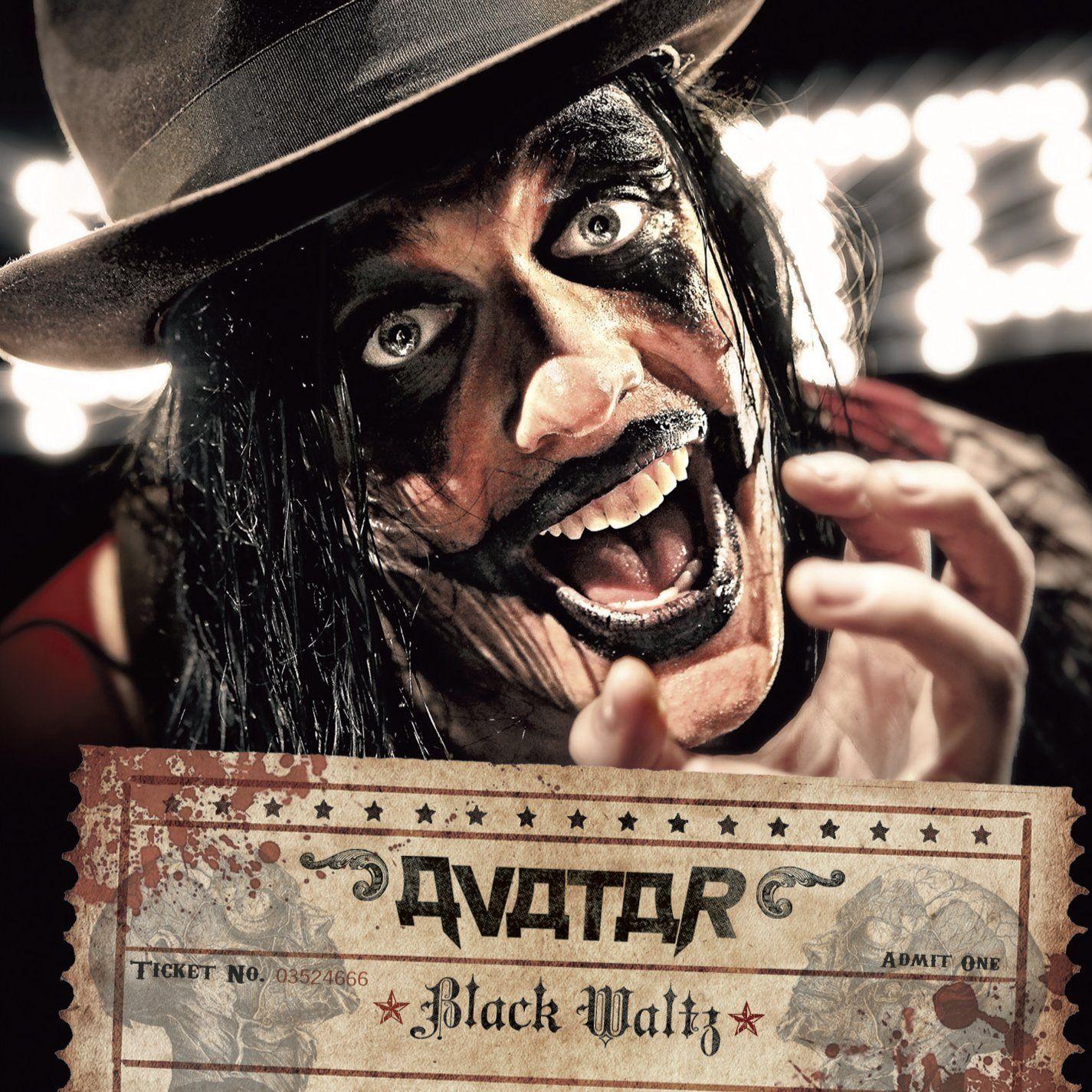 Avatar est un groupe de mélodique death métal suédois vraiment génial <3