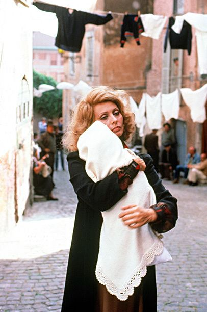 Sophia Loren | In this dramatized television film about her life, Loren played her own mother, who gave birth to Sophia in a home for unwed mothers after
