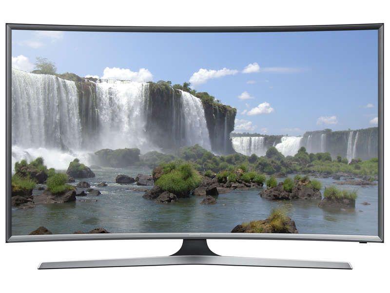 t l viseur led incurv 80 cm samsung ue32j6300 prix promo t l viseur conforama tv pas