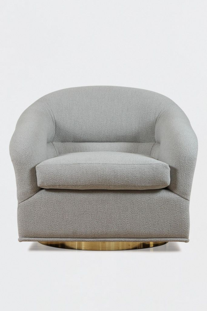 Huxley Swivel Chair | Lawson Fenning & Huxley Swivel Chair | Lawson Fenning | Kitchen and living area ...
