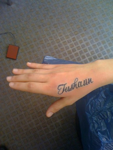 Hand Name Tattoo Ideas Name Tattoos Hand Tattoos For Women Name Tattoo On Hand