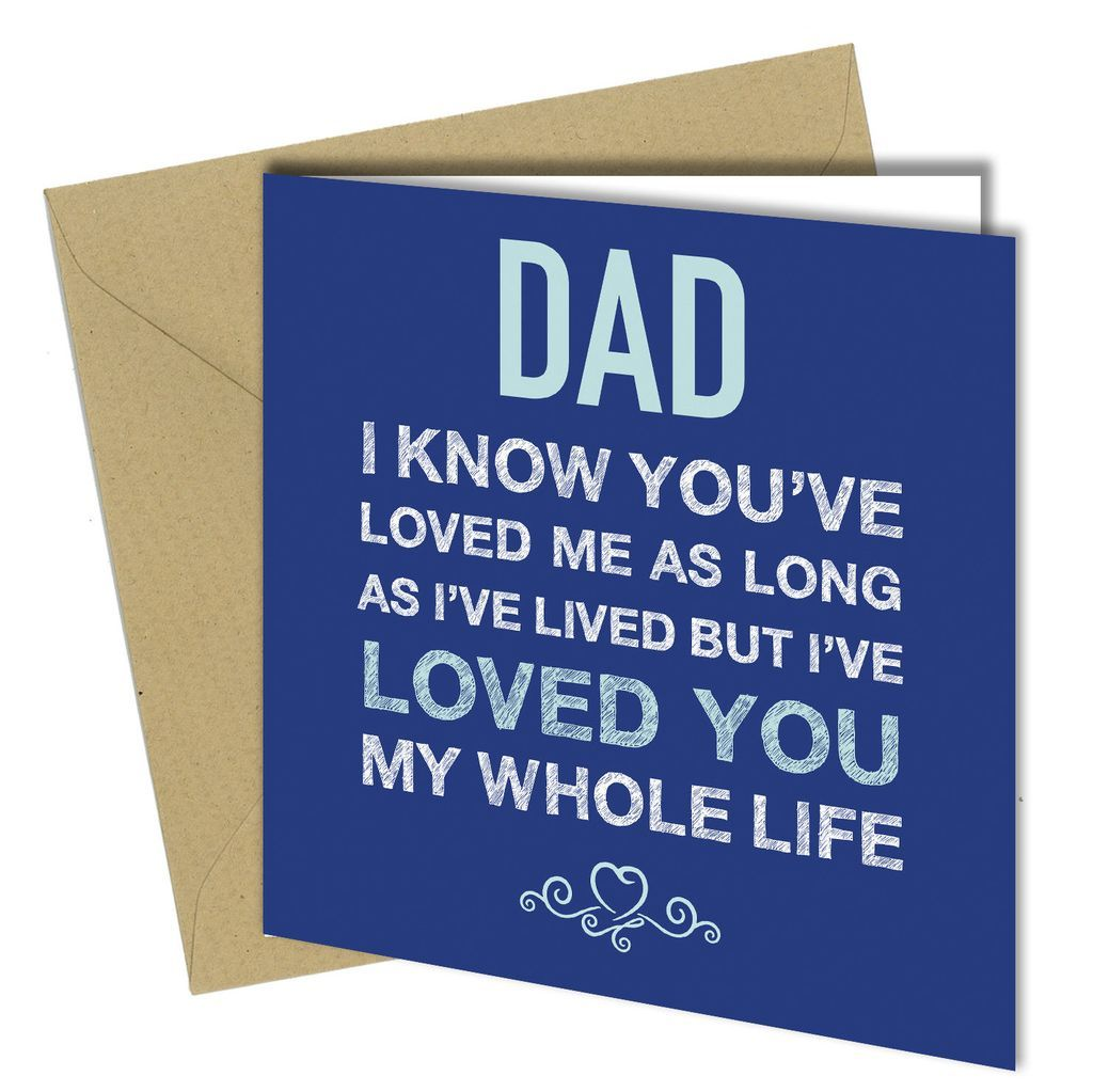 Greetings Card Ugly Child Comedy Rude Funny Humour Fathers Day Dad Card #184