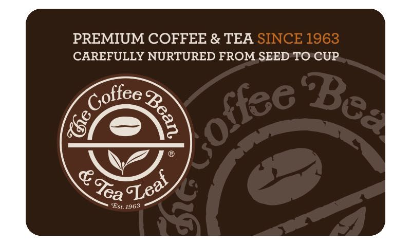 25 Off Promo Code At Coffee Bean And Tea Leaf Edealo In 2020 Tea Leaves Food Gift Cards Coffee Beans