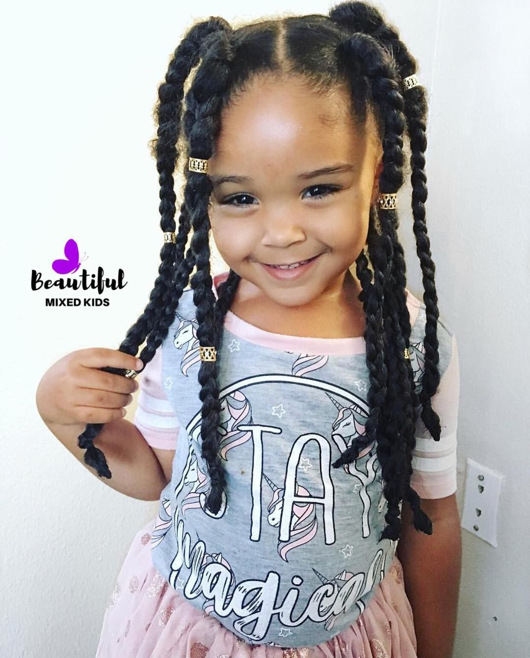 "beautiful mixed kids on instagram: ""aleena - 4 years"