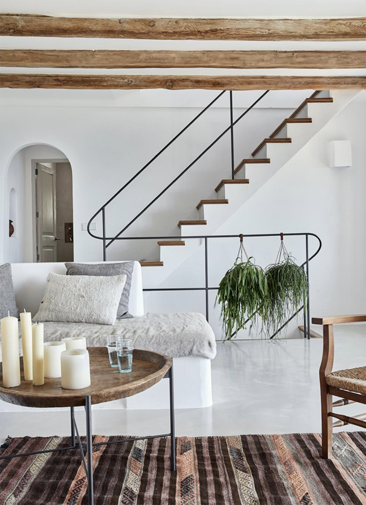 Gorgeous Contemporary Rustic Villa With Scandinavian Influences Nordic Interior Design Modern Interior Design Contemporary House