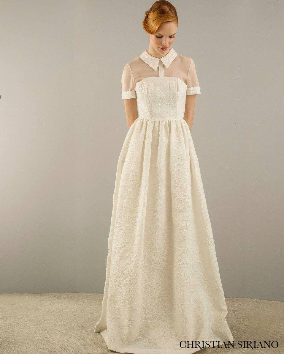Christian siriano kleinfeld bridal collection fashion bruh