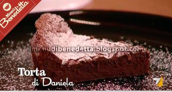 Torta Di Daniela Di Benedetta Parodi Video E Ricetta Scritta