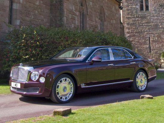 Bentley Not Old But It S Gorgeous Bentley Mulsanne Bentley