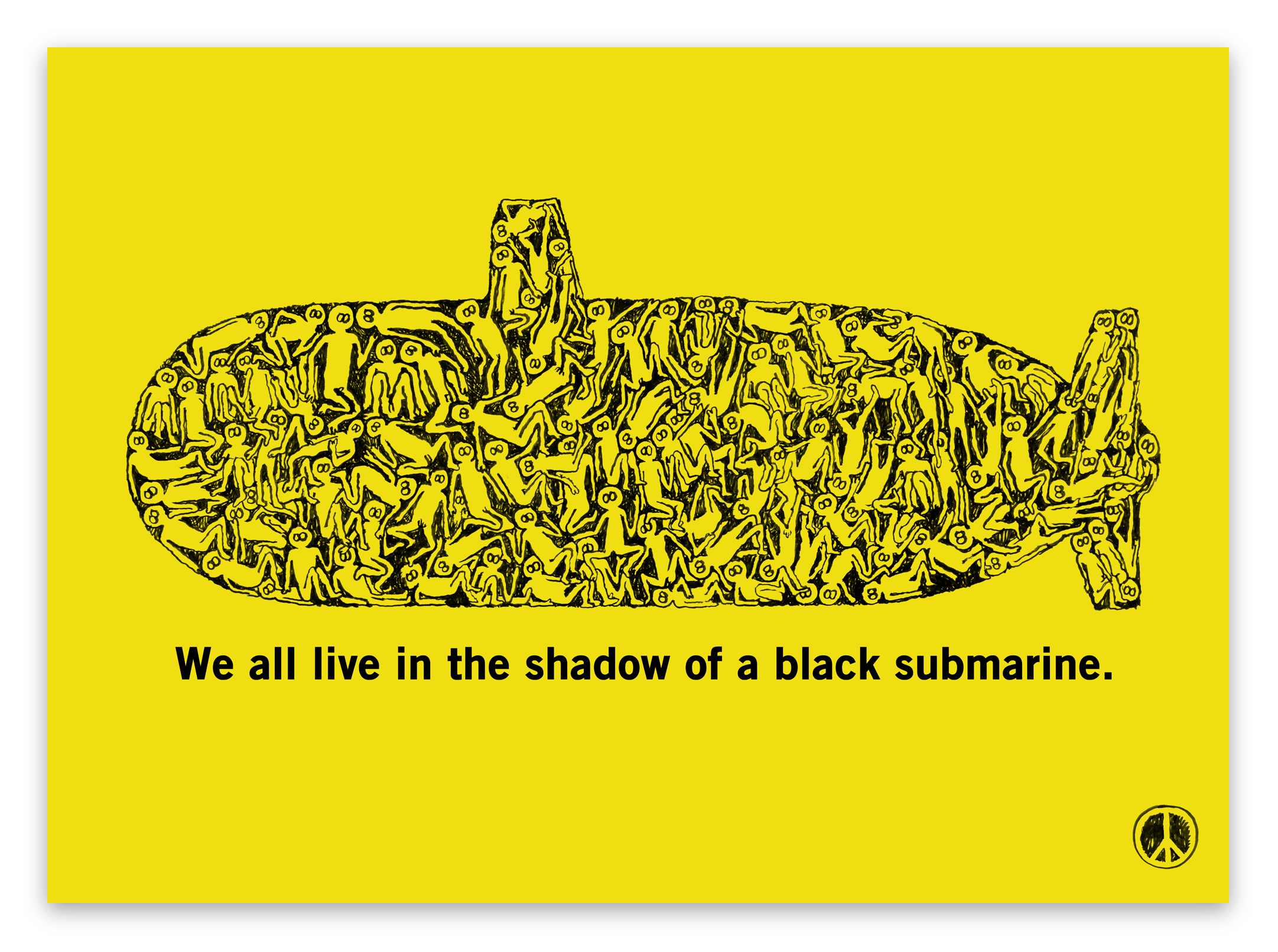 Black Submarine © Jody Barton