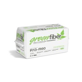 Greenfiber 40 Sq Ft Cellulose Blown In Insulation This Is