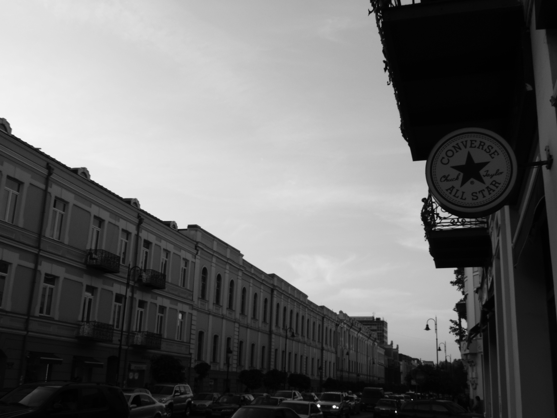 67bdea26c48 Shot #3; Converse Store; Marjanishvili Avenue, Tbilisi, Georgia ...