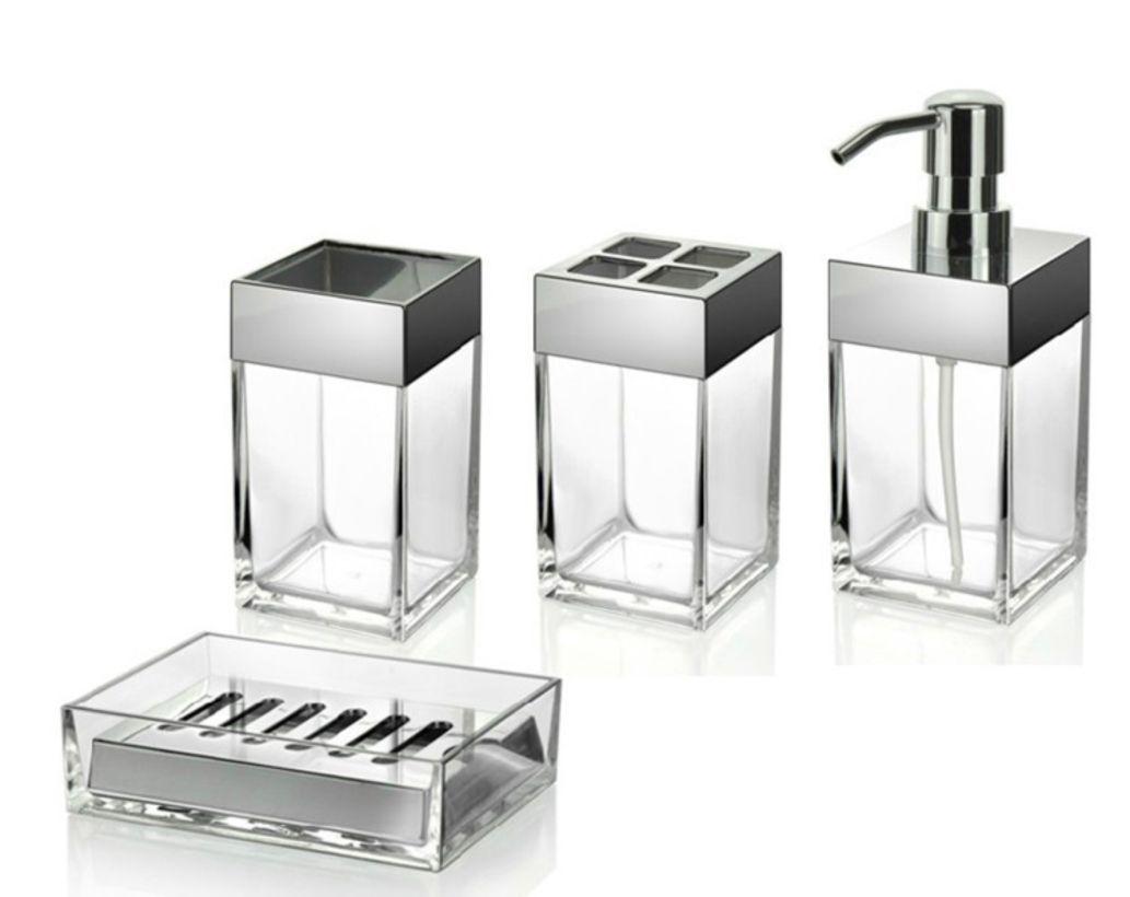 Best 25 Modern Bathroom Accessory Sets Ideas On Pinterest Entrancing Bathroom Accessories Sets Review