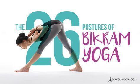 the 26 poses of bikram yoga  piernas y salud