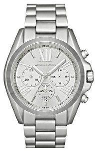 Online  Michael Kors Quartz Silver Dial Men's Watch MK5535
