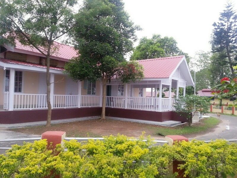 Assam Style House House Exterior Outdoor Decor Outdoor Structures