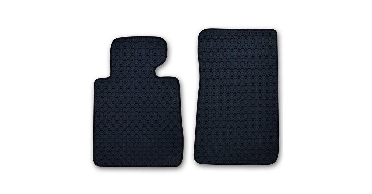 Passform-Fußmatten (2 Stück), Mercedes E-Klasse S213 Kombi/PKW, Bj.: 10/16 -