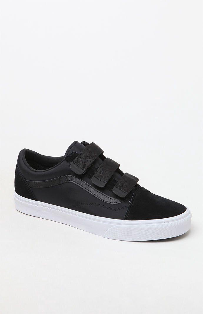 Vans Surplus Nylon Old Skool V Shoes - Black 11  7bac8f6a1