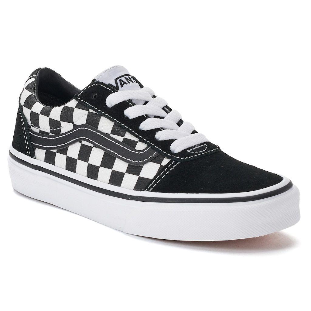 Vans Ward Low Kids' Skate Shoes   Skate
