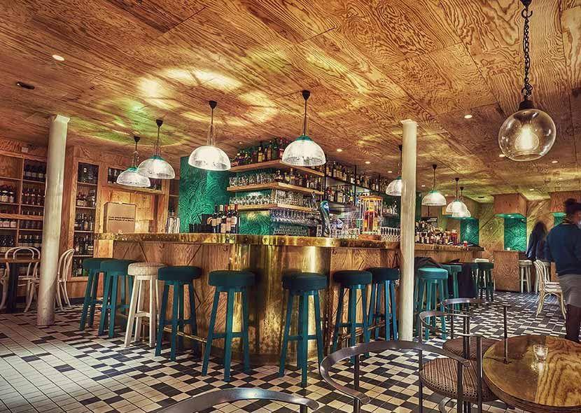 le wood bar paris | bars et bistrots parisiens / / | Pinterest ...