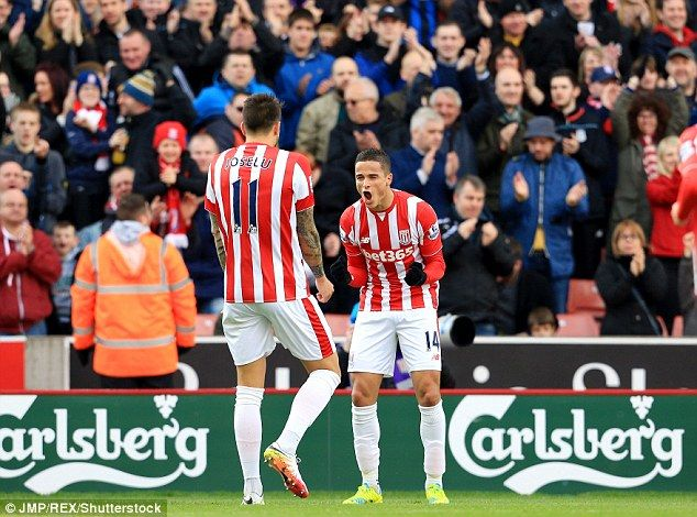 stoke city will take advantage of liverpool s european exertions saysmark bowen