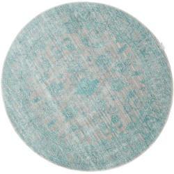 Runde Teppiche Grau Blaue Teppiche Und Blau