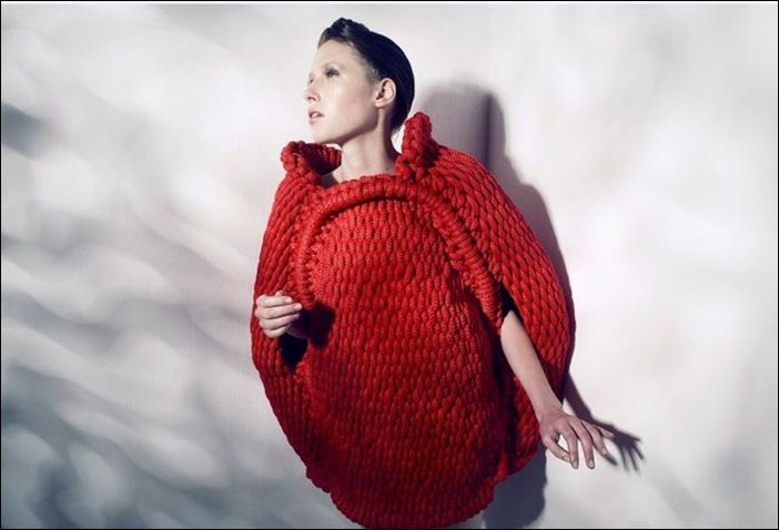 Hungarian designer Phuong Thuy Nguyen entitled Unconventional Body Objects