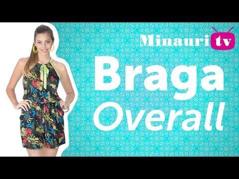 fc391cee9b Como Hacer un Vestido Enterizo Fácil Y Rapido - YouTube