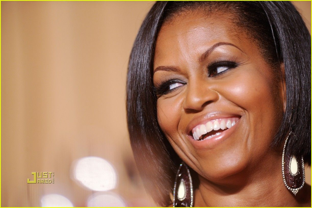 Michelle Obama Hot | Obama: Prabal Gurung Gorgeous | Barack Obama, Jay Leno, Michelle Obama ...