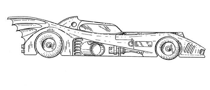 Post The Best Batmobile Pics Here Page 5 The Superherohype Forums Batmobile Theme Coloring Pages For Kids