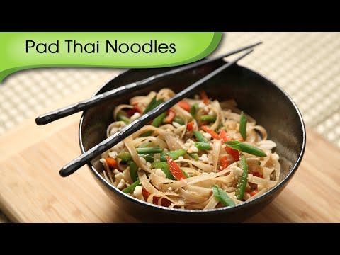 Traditional pad thai noodles popular thai street food quick easy traditional pad thai noodles popular thai street food quick easy to make noodles recipe forumfinder Choice Image