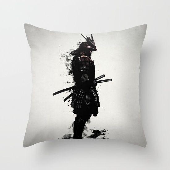 Japanese Sword pillow