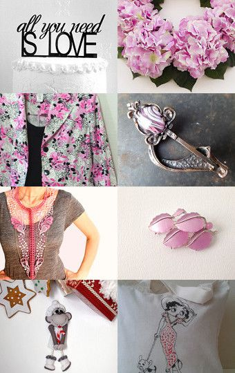 Palest Pink by Gabbie on Etsy--Pinned with TreasuryPin.com